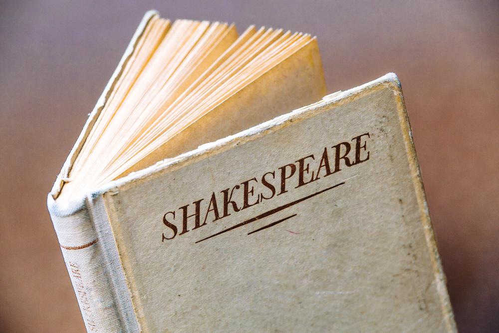 シェークスピアの本