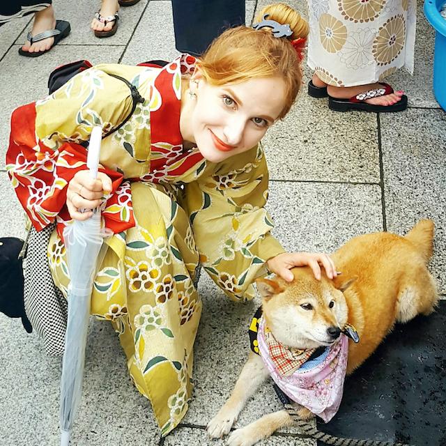 Sandraさん提供写真 東京