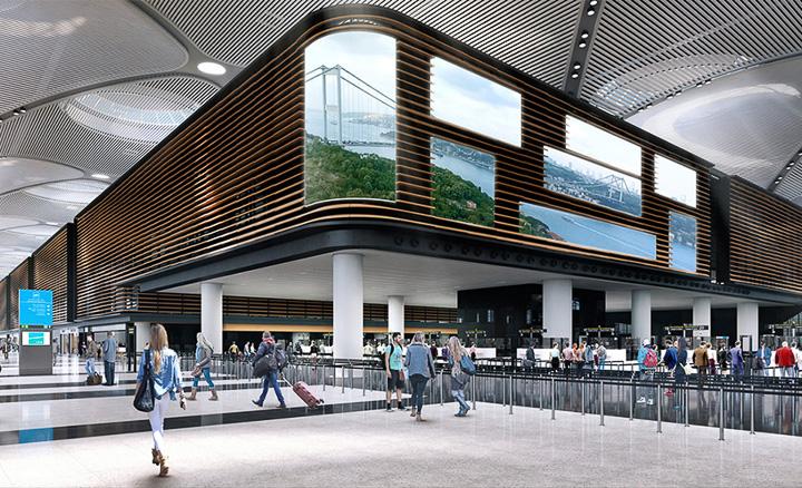 「イスタンブール空港」イメージ