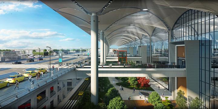 「イスタンブール空港」アクセス