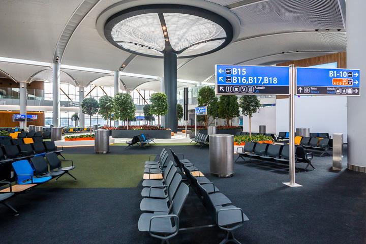 「イスタンブール空港」2