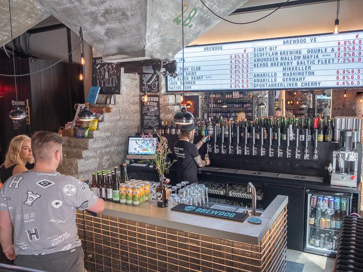 エストニア タリン クラフトビール