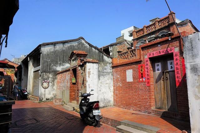 古き良き台湾が残る鹿港