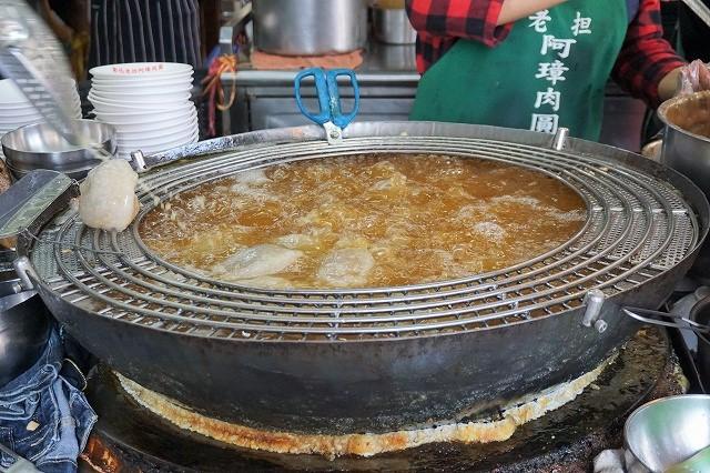 台湾 阿璋肉圓