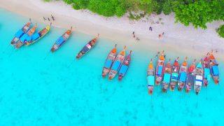 タイ「リペ島」
