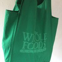 WHOLE FOODSのエコバッグ