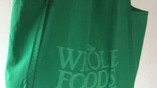 WHOLE FOODSのエコバッグ