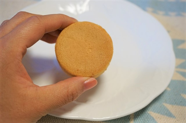 台湾・台中「宮原眼科」丸いPケーキ