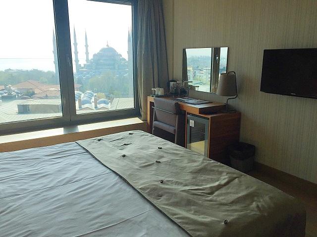 Hotel Arcadia Blue 客室