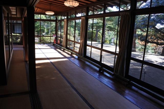 旧大隈邸 富士の間