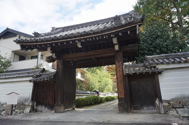 小野小町ゆかりの寺「随心院」