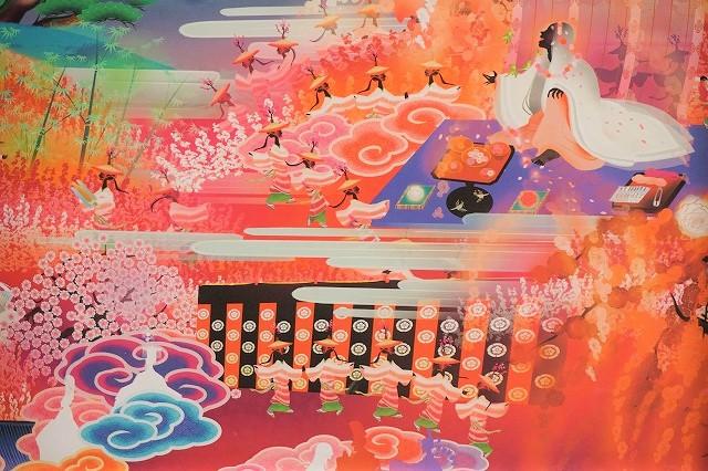 極彩色梅匂小町絵図2