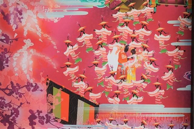 極彩色梅匂小町絵図4
