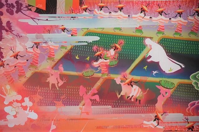 極彩色梅匂小町絵図6