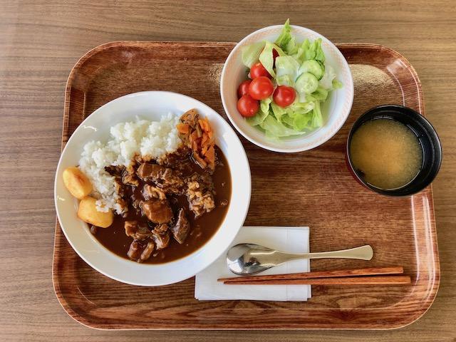 たんばら上州牛カレー(1,000円)