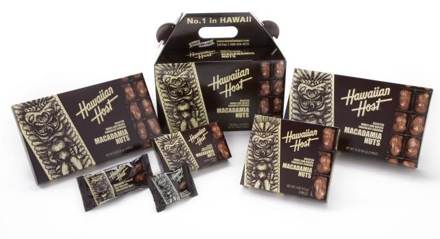 ハワイ土産 マカデミアナッツチョコレート