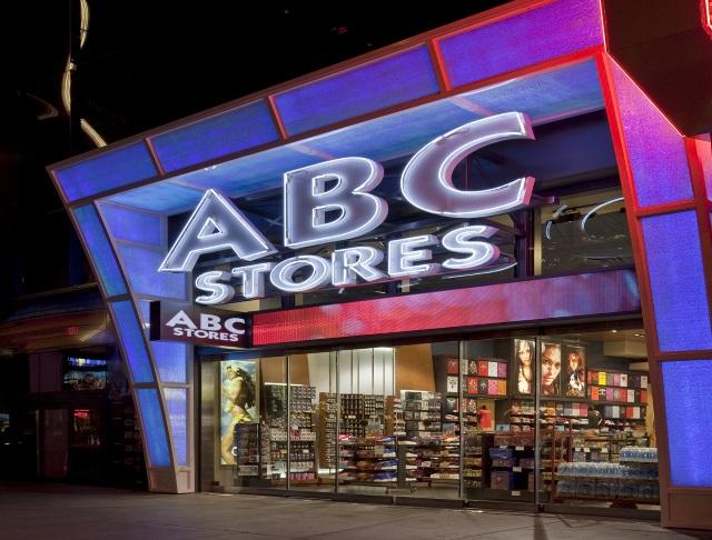 ABC STORES 外観