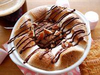 アイスクリームのスモア