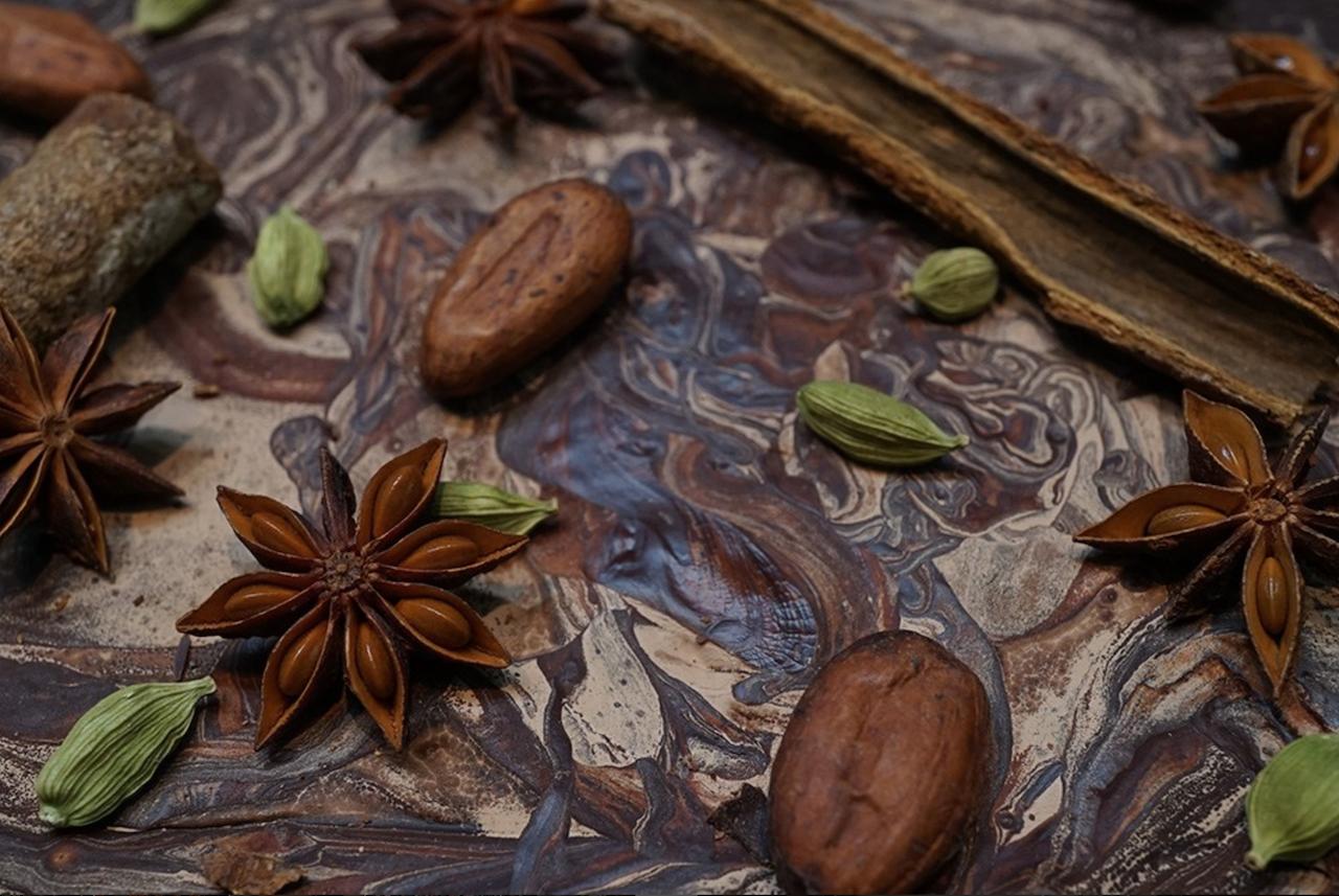 タイムレスチョコレート 原料