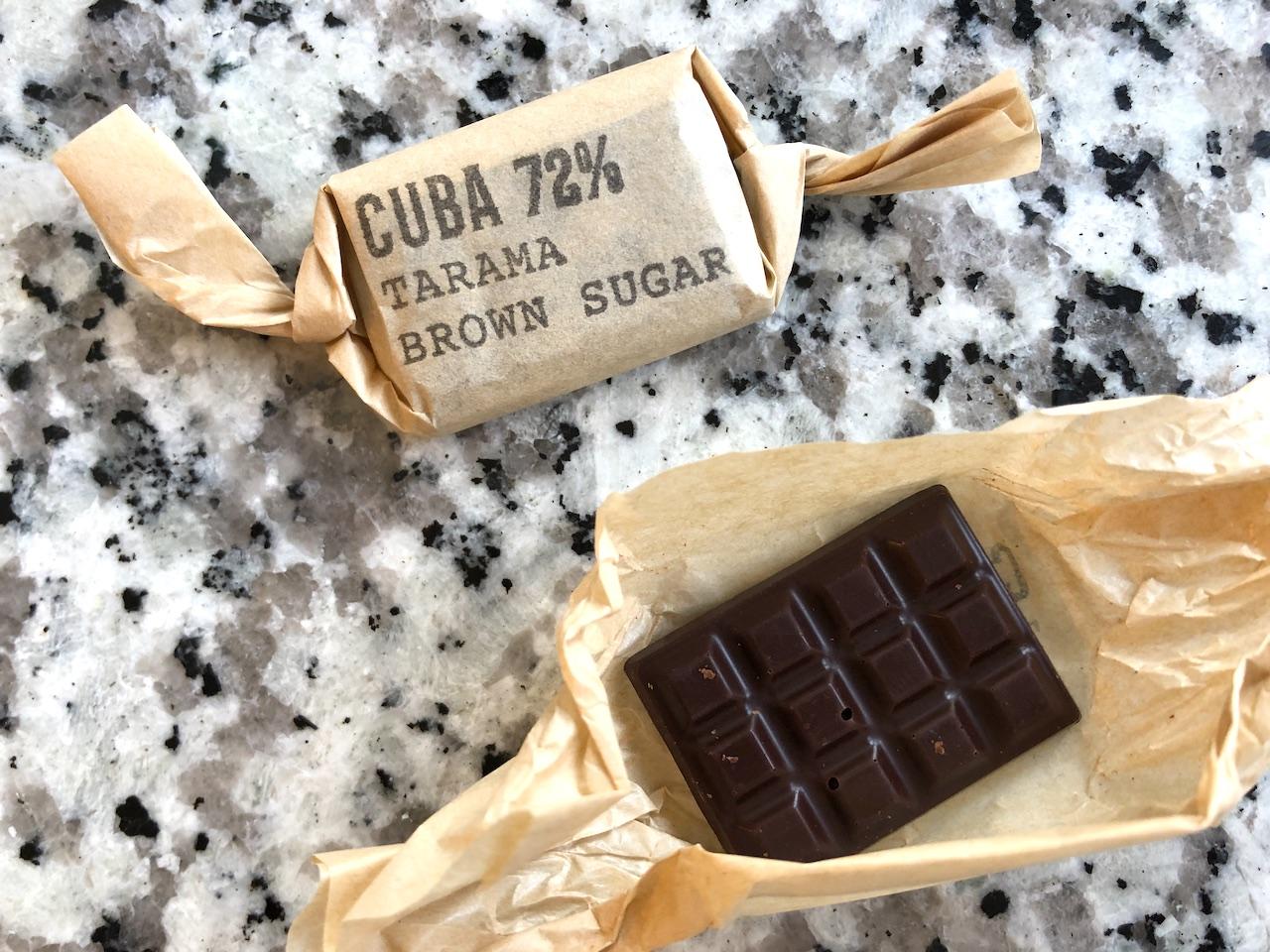 タイムレスチョコレート CUBA 72%