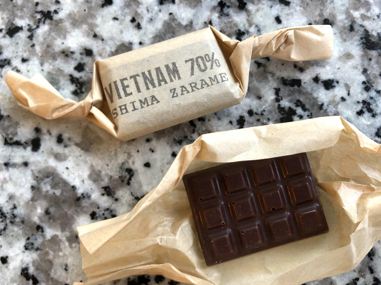 タイムレスチョコレート VIETNAM 70%