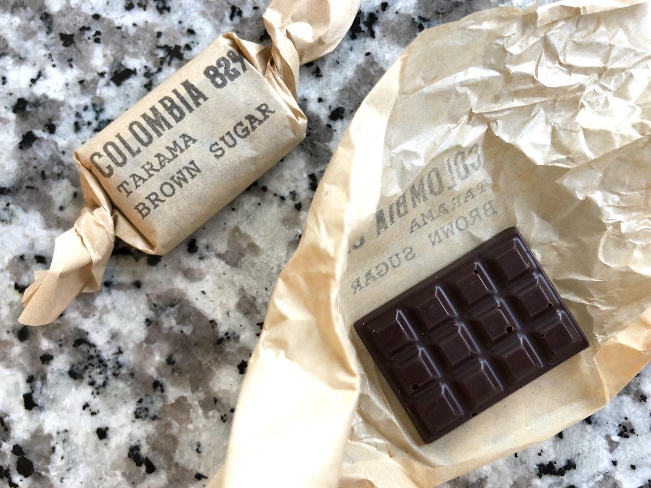 タイムレスチョコレート COLOMBIA 82%