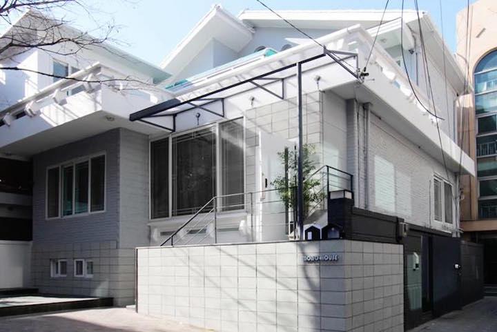 Mono House Hongdae 外観