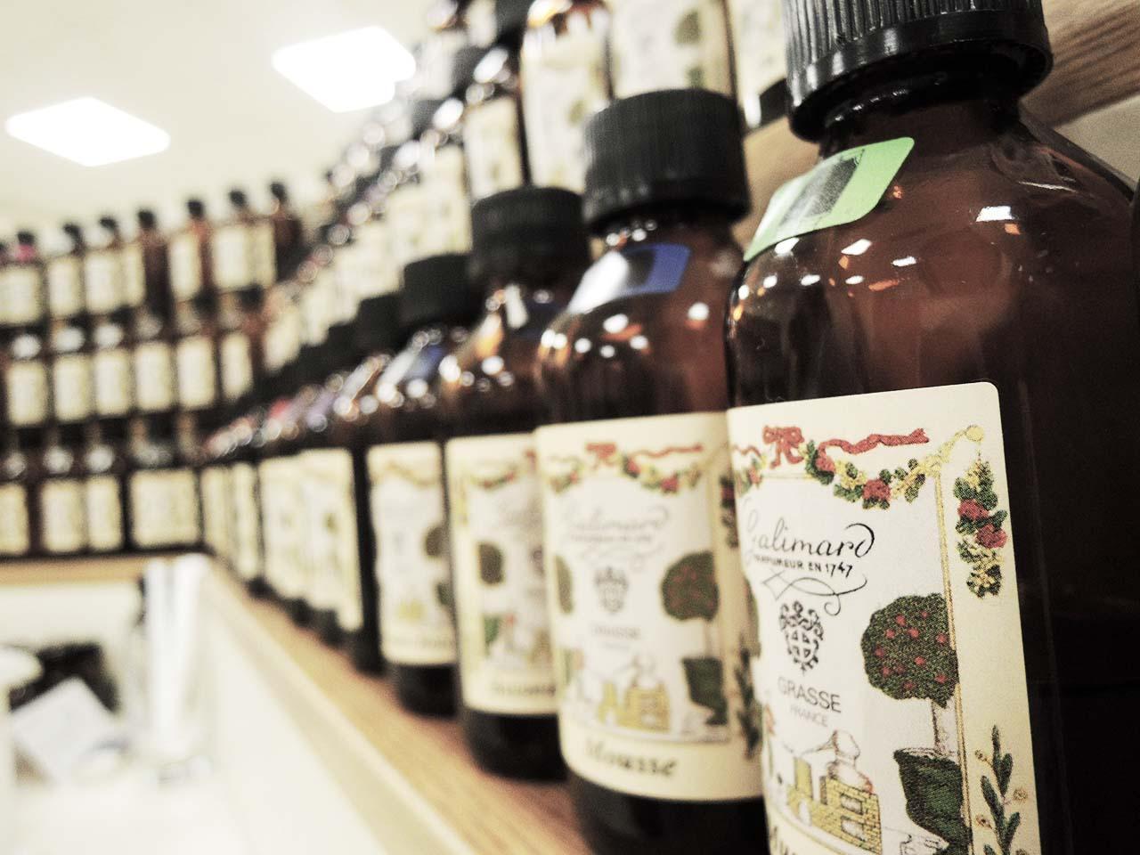 香水作り体験