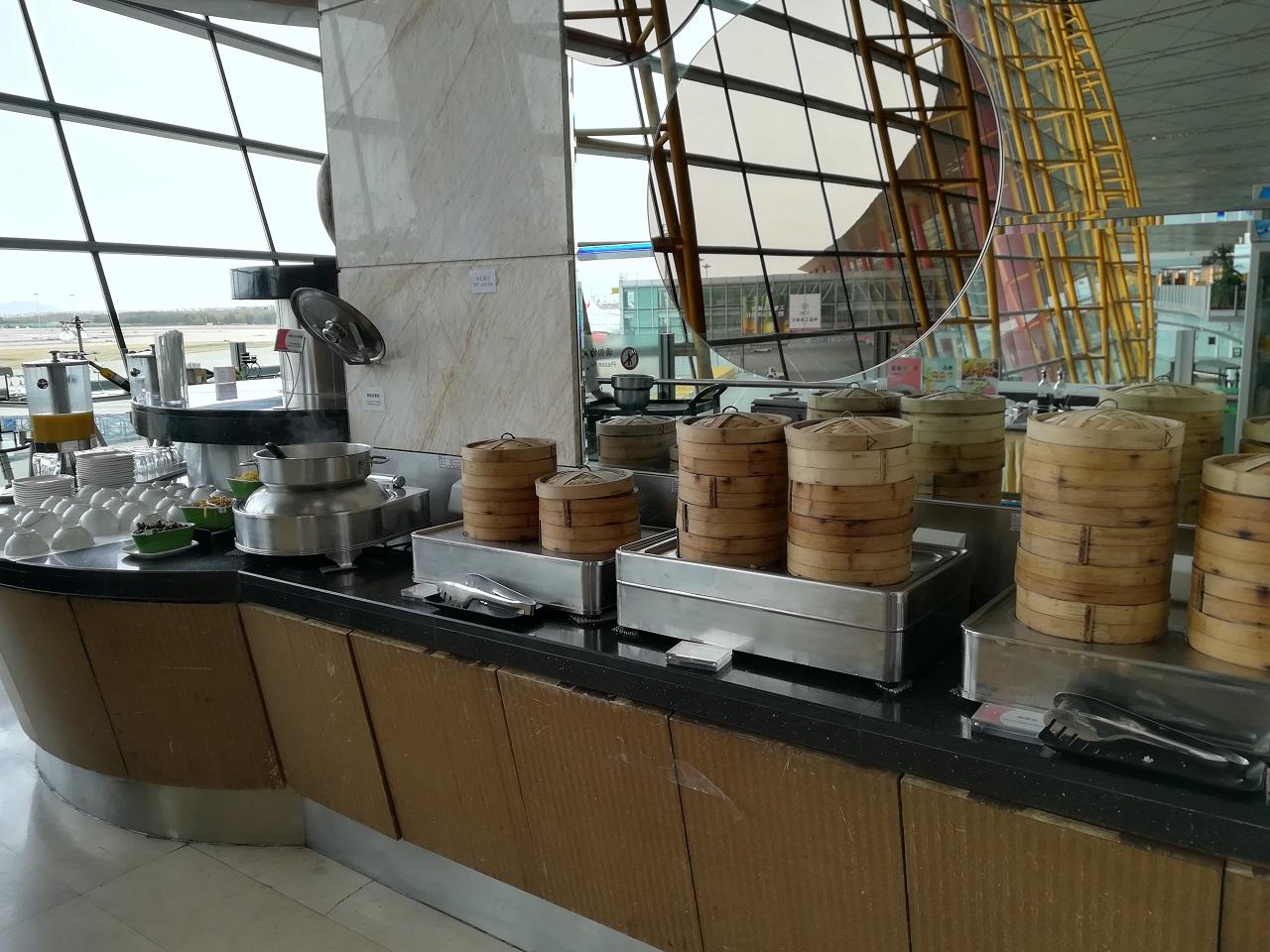 中国国際航空 北京ラウンジ