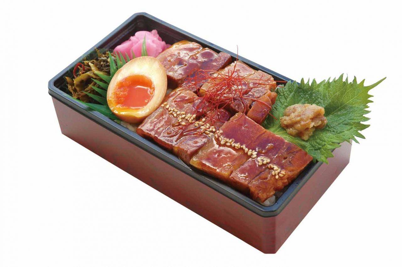 ニッポンのうまいもの祭 鹿児島黒豚角煮弁当