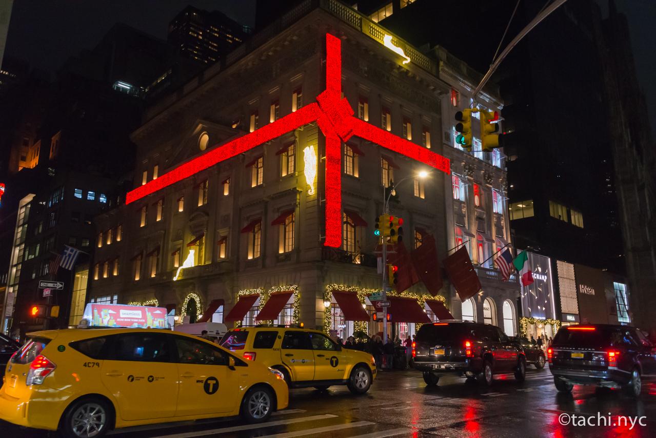 ニューヨーク クリスマスの5番街