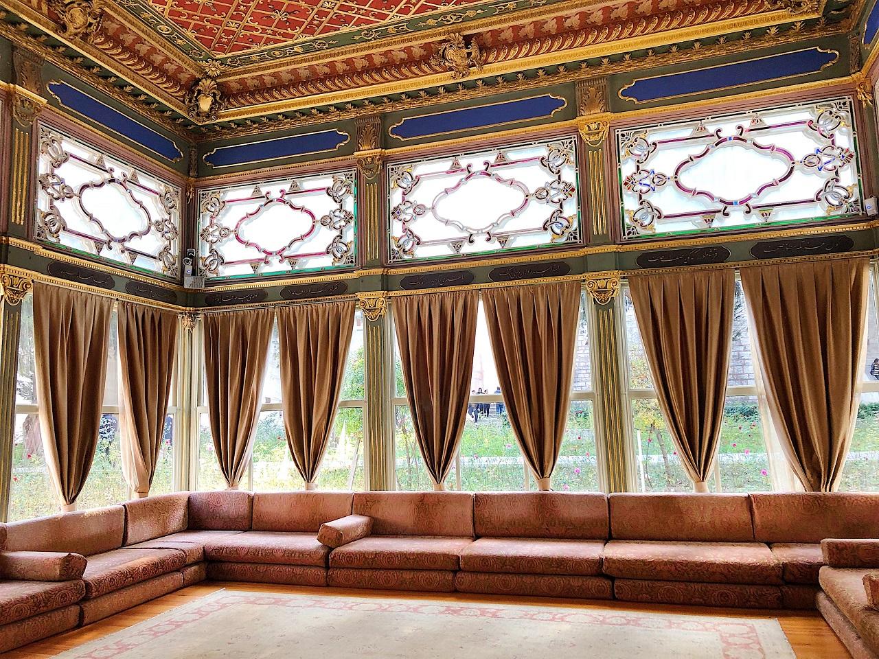 トプカプ宮殿 ムスタファ・パシャのキョシュク