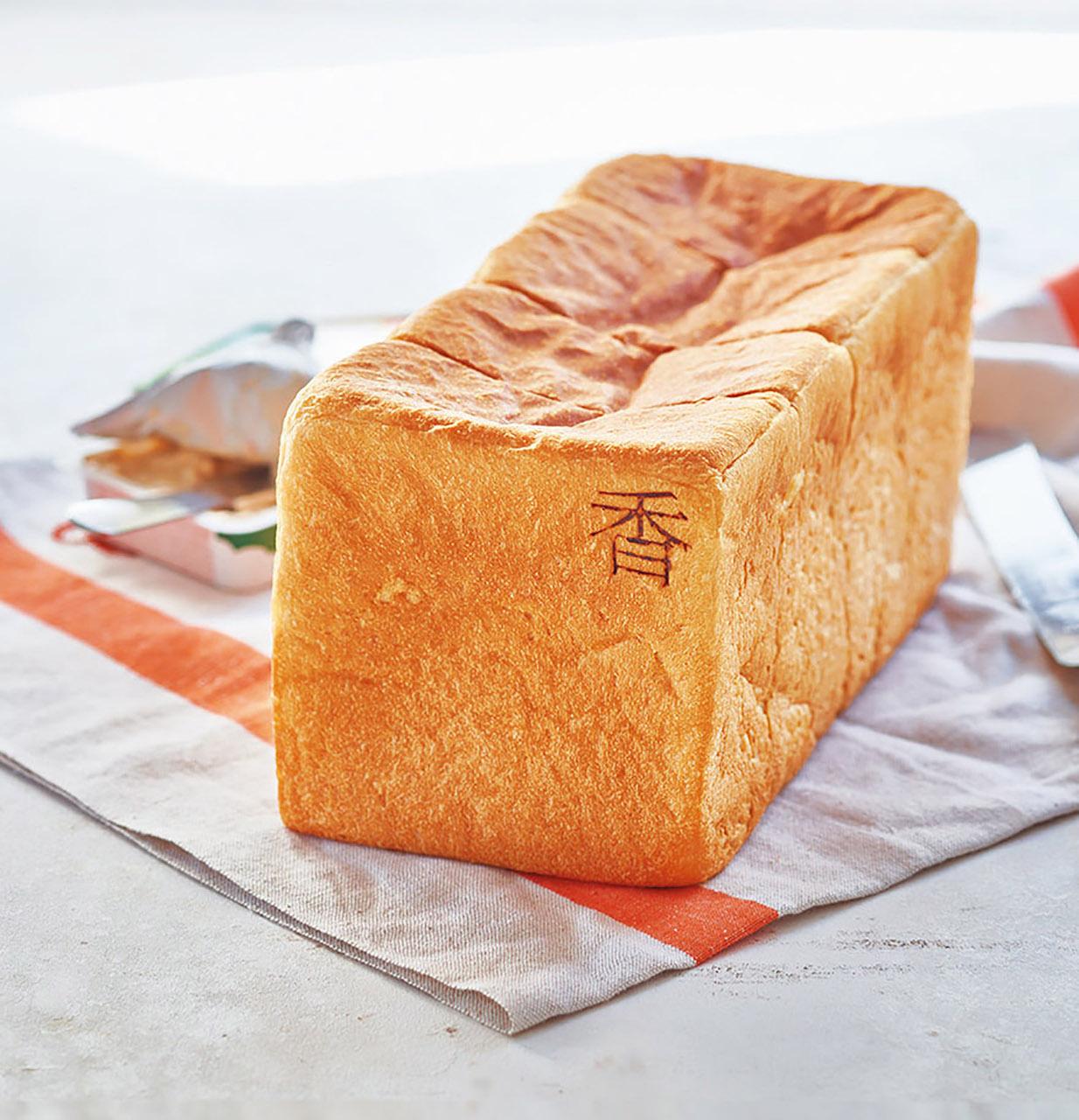 俺のBakery&Cafe/銀座の食パン~香~