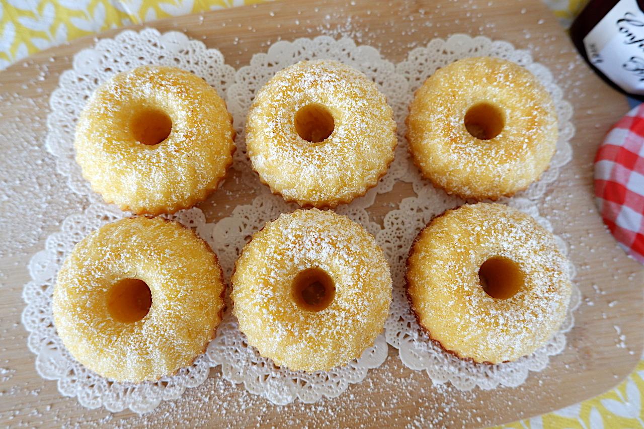 とうもろこしの粉を使ったブラジルのケーキ