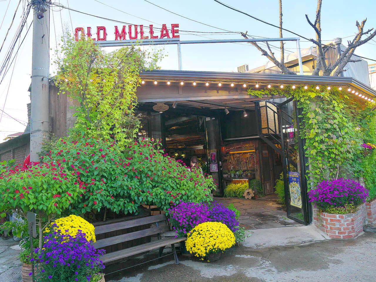 Old Mullae 外観