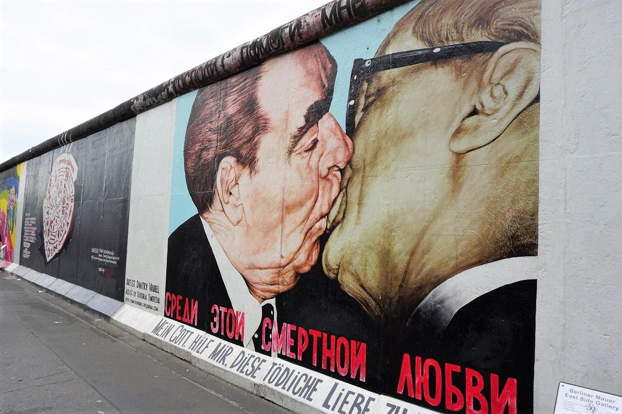 なぜ 崩壊 の ベルリン 壁