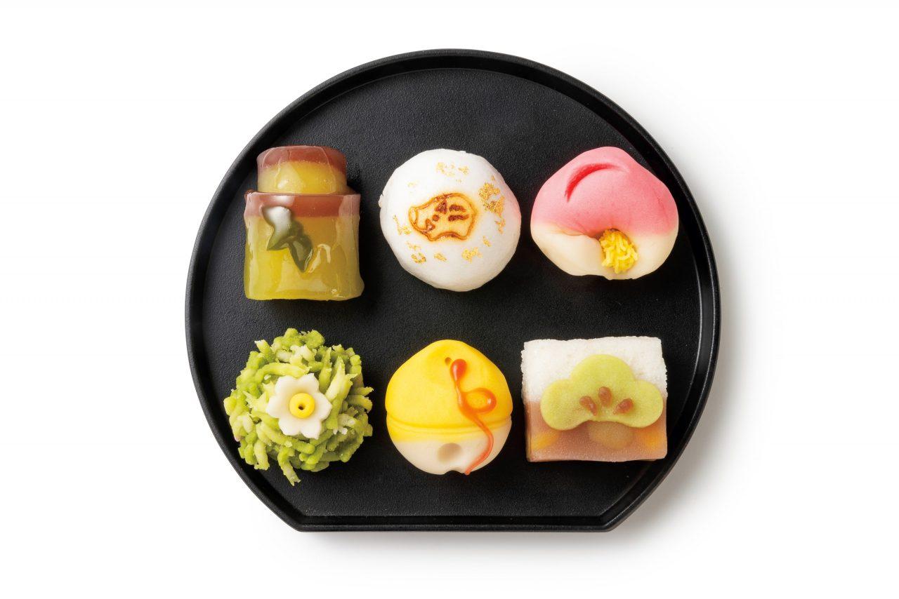 東京駅グランスタ 上生菓子詰合せ