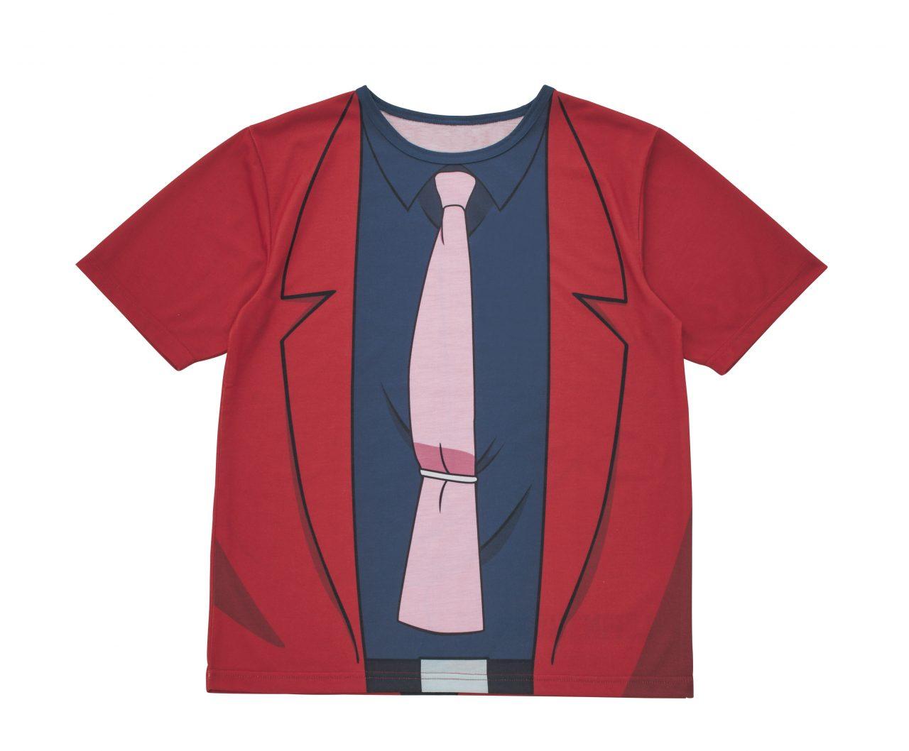 ルパン三世リストランテ・アモーレ ルパンのTシャツ