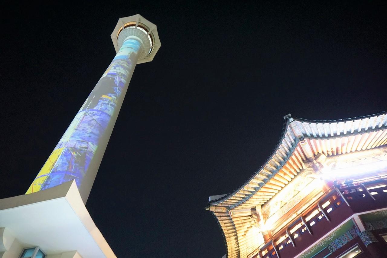 釜山タワー4