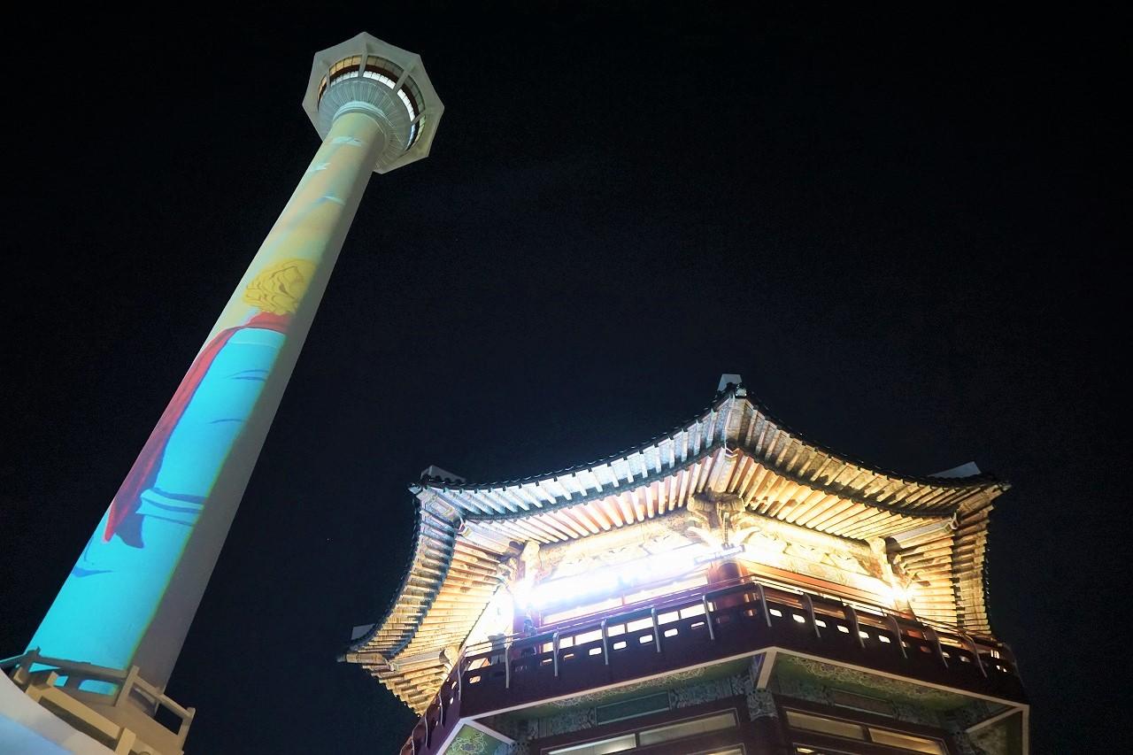 釜山タワー5