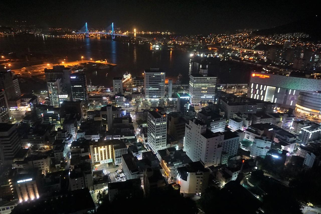 釜山タワー12