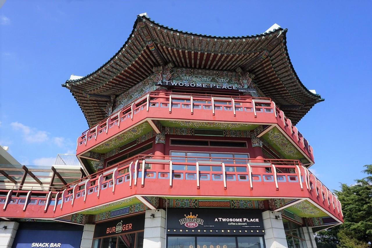 釜山タワー15