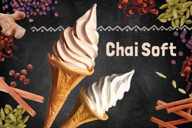 Chai Tea Cafe チャイソフト