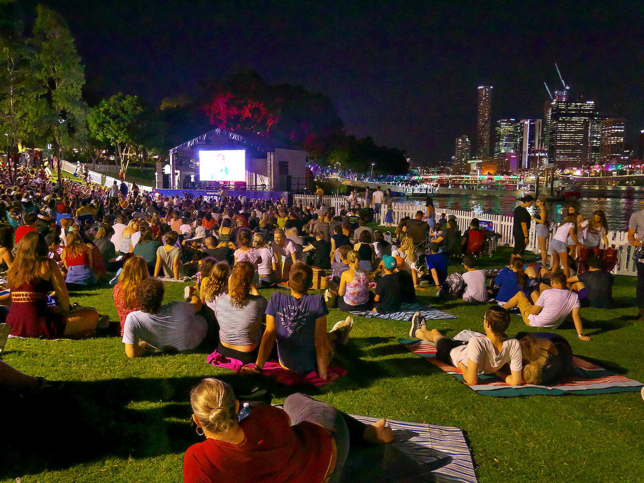 Southbank Christmas Cinema