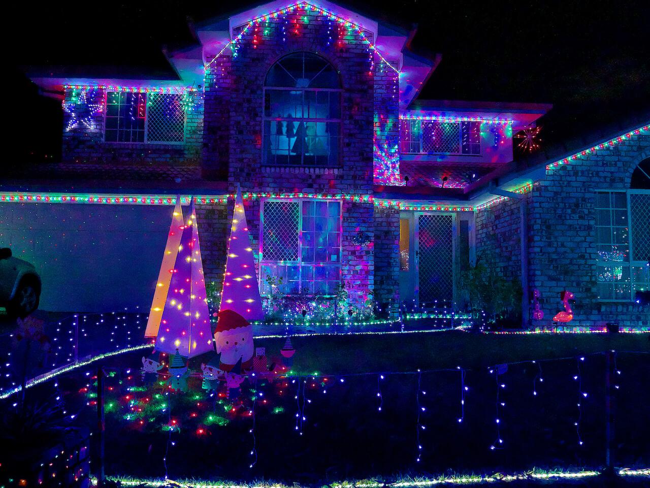 ブリスベン クリスマス ライツ11