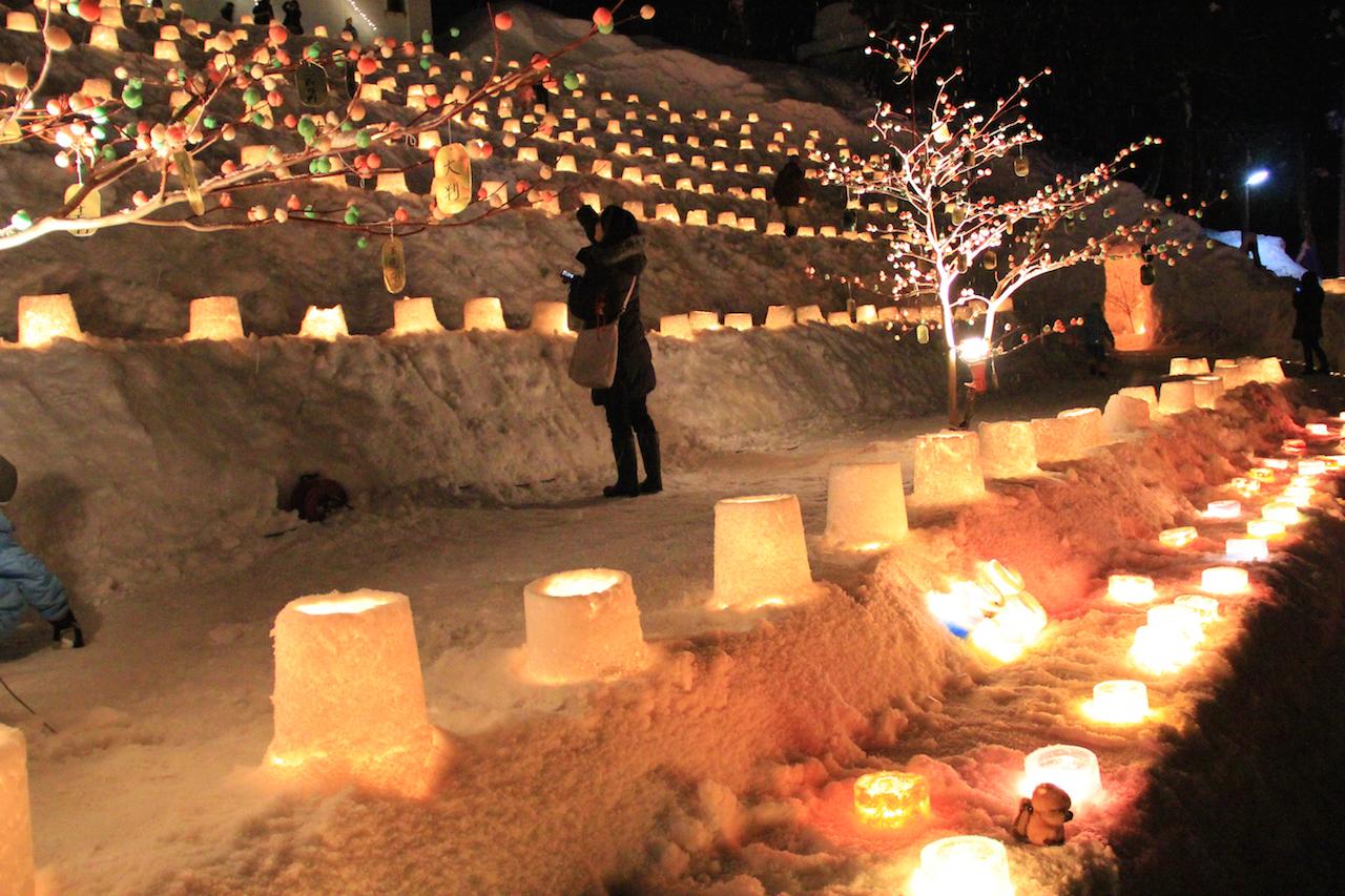 新潟県 灯の回廊