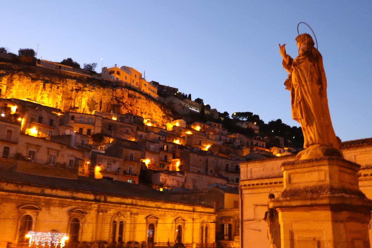 サン・ピエトロ教会からの景色