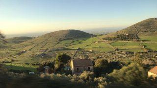 シチリア島の自然