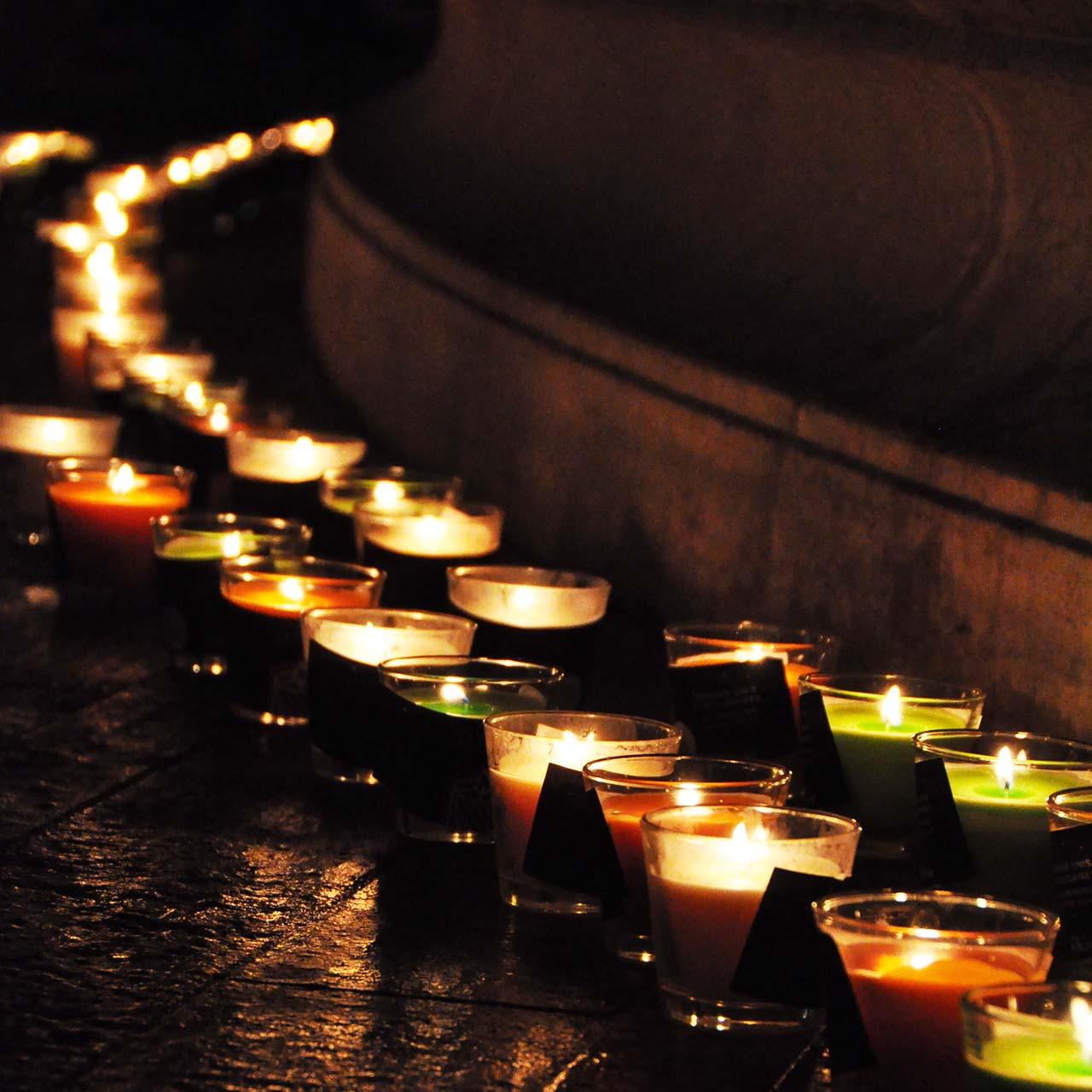 リヨン光の祭典オリジナル