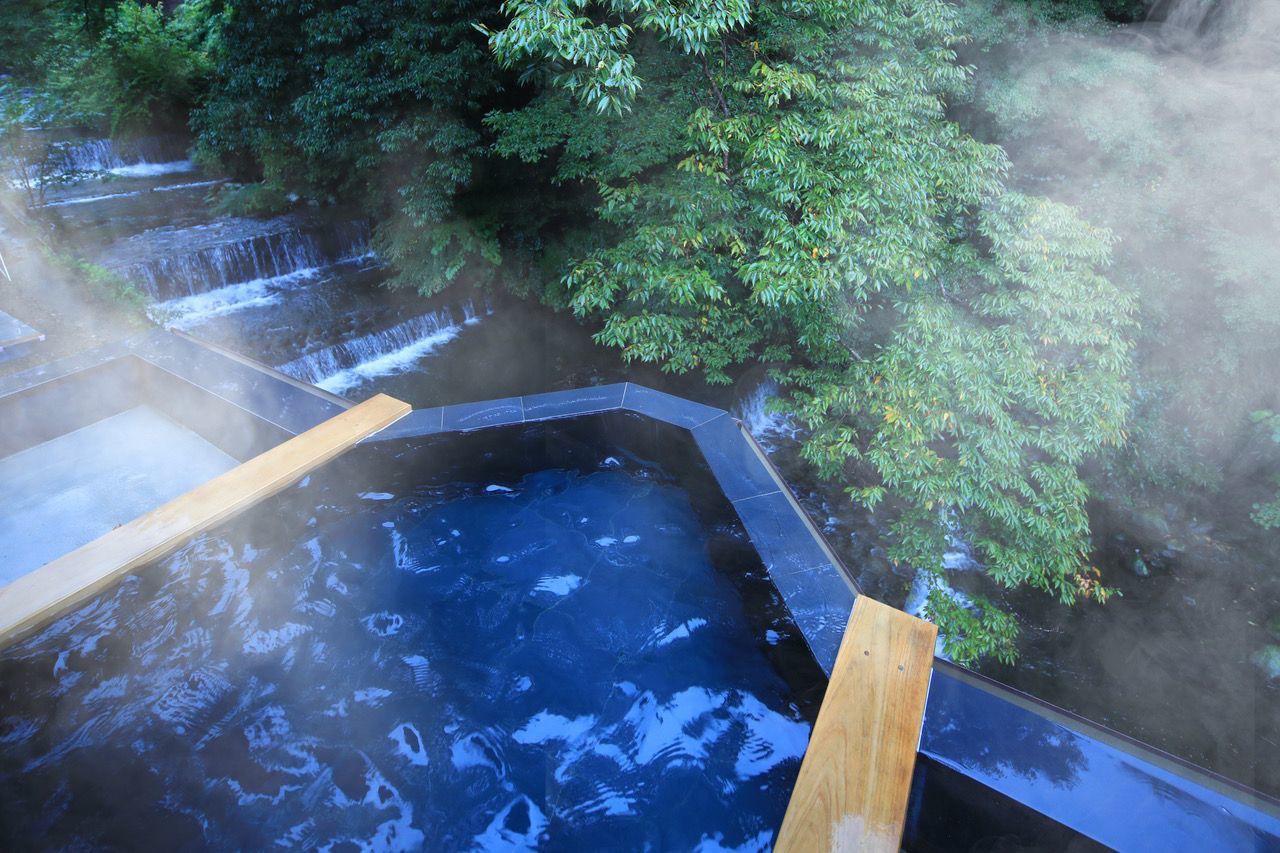 神奈川県奥湯河原の名宿「奥湯河原 結唯」